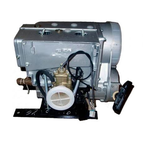 Двигатель РМЗ-640-34 без электрозапуска / Буран