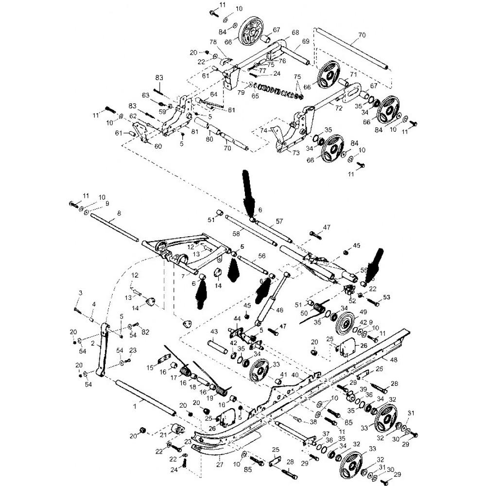 Втулка рычага С40200261