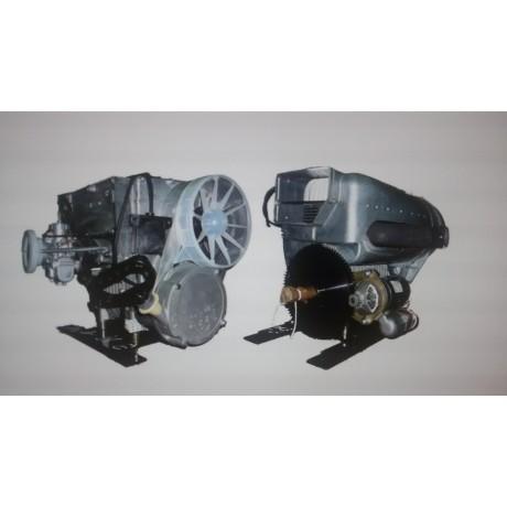 Двигатель РМЗ 640-34 карб. Miкuni с электрозапуском 110502600-03
