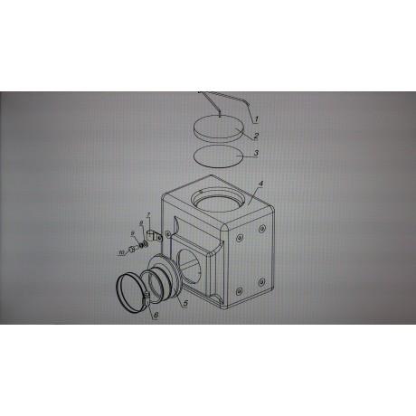 Глушитель шума впуска K90800100