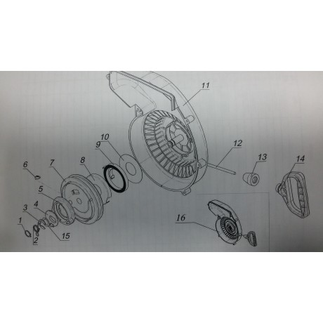 Кольцо 15 DIN 6799-P