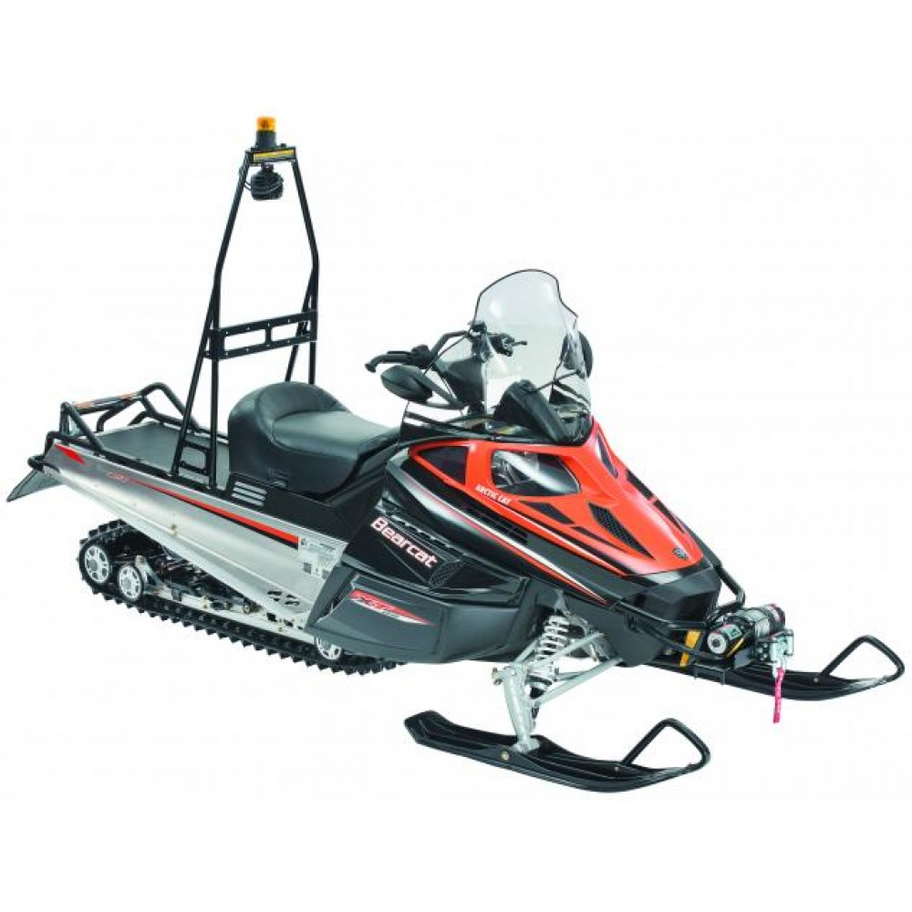 Стекло Arctic Cat Bearcat 570, Z1 2мм