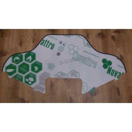 Стекло Arctic Cat Bearcat Wide Track 2003-2008г. 2мм