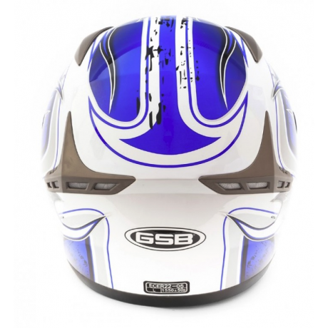 Шлем  G-335 MOBILITA AZZURO