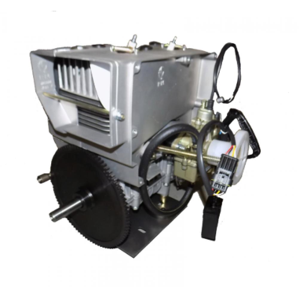 Двигатель РМЗ-640-34 110502600-05ЗЧ