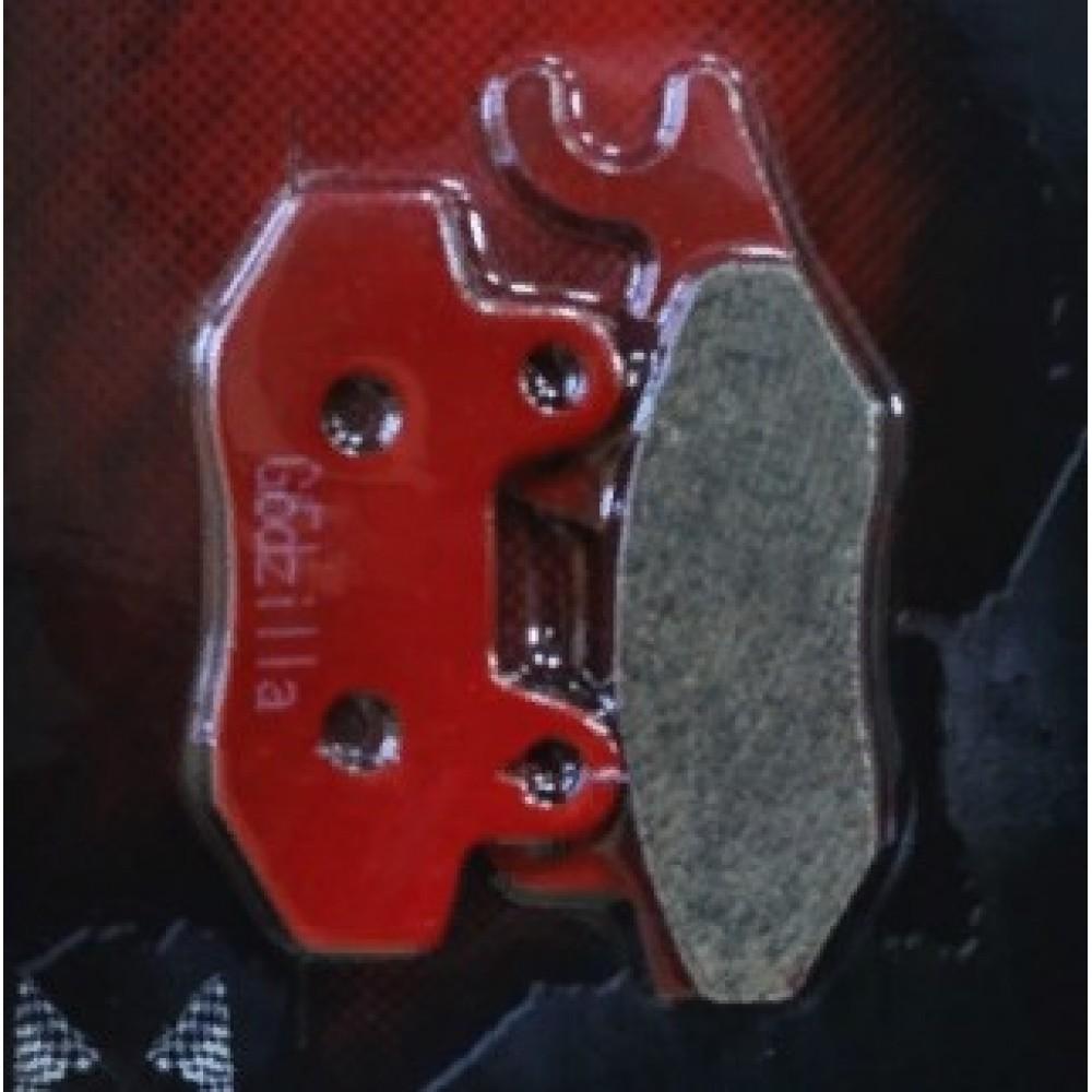 Тормозные колодки FA165