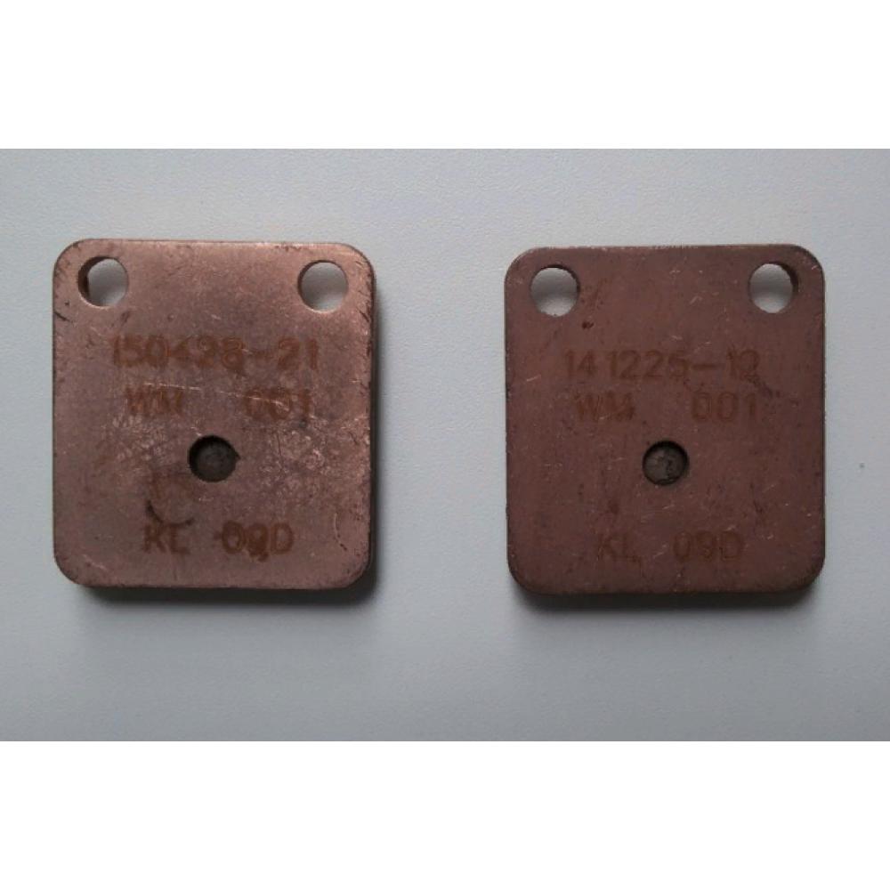 Колодки тормозные 710092005D