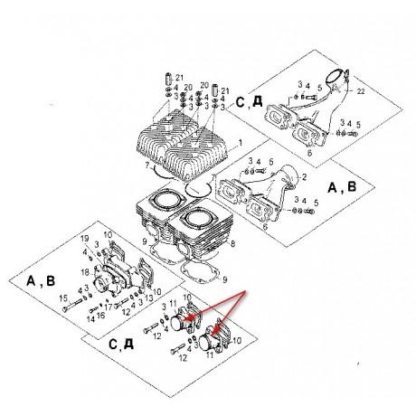 Патрубок С40500260