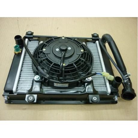 Радиатор системы охлаждения с вентилятором ATV600 19000-REA-000