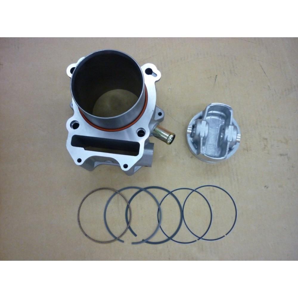 Цилиндр ДВС с поршнем  к-т ATV600, ATV600LE, MAXSYM 12100-REA-000-A