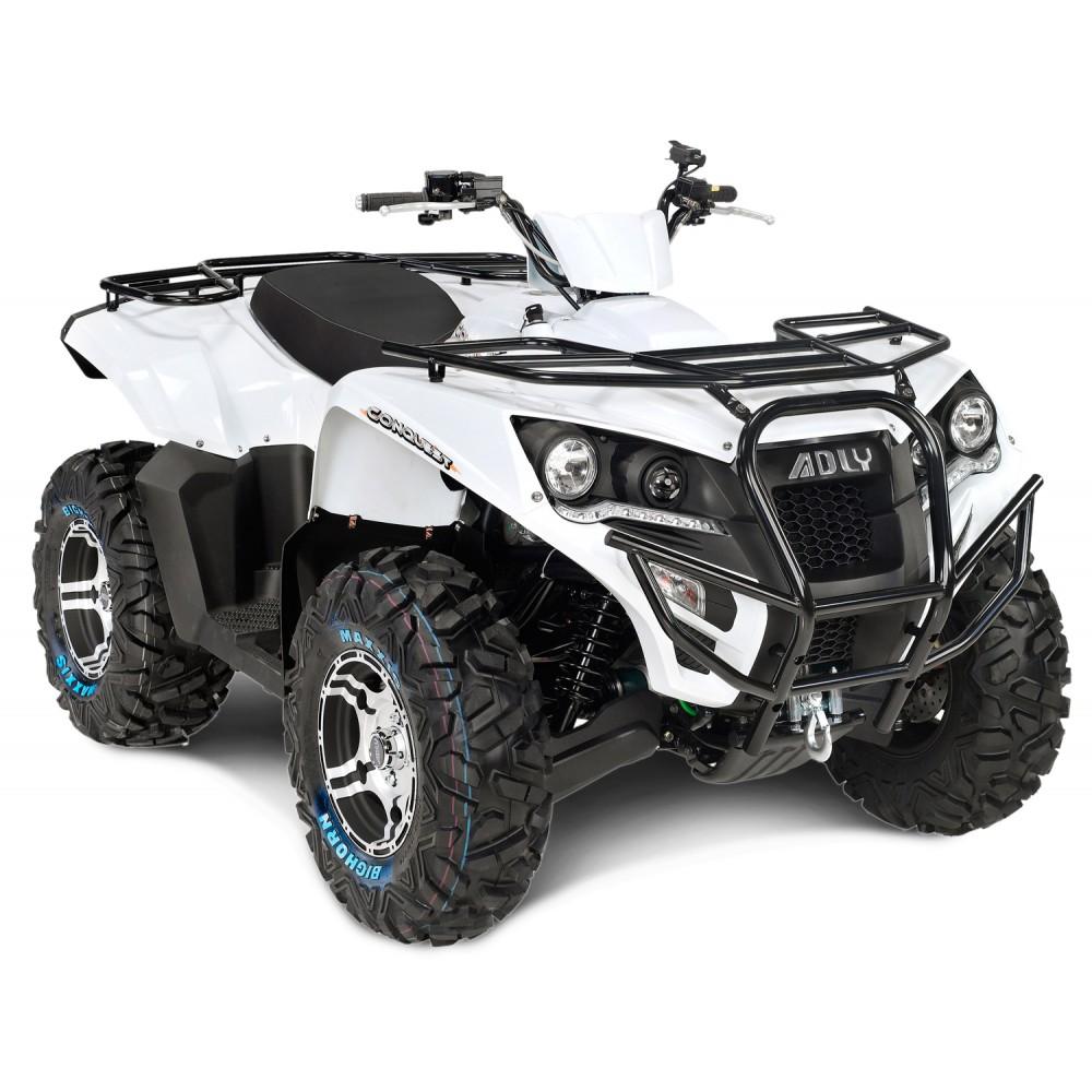 Мануал по ремонту Adly ATV-600