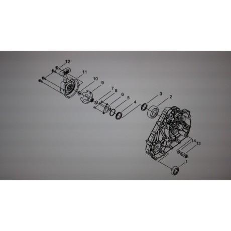 Подшипник ф20Xф52X15 924184