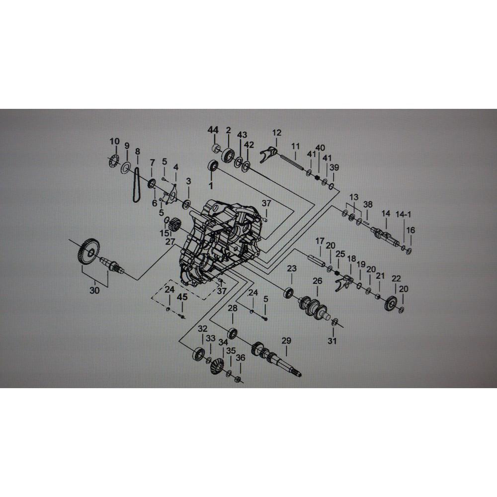 Уплотнение масляное ф34Xф52X6 924068