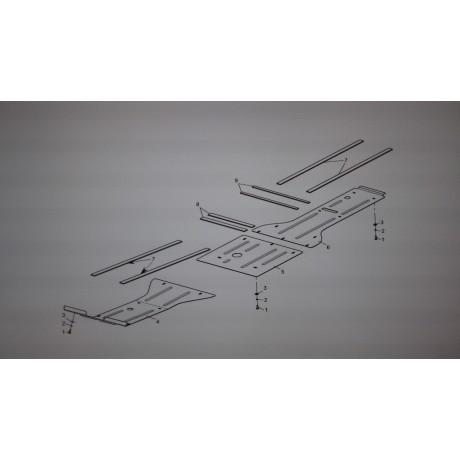 Защита переднего дифференциала V10100517