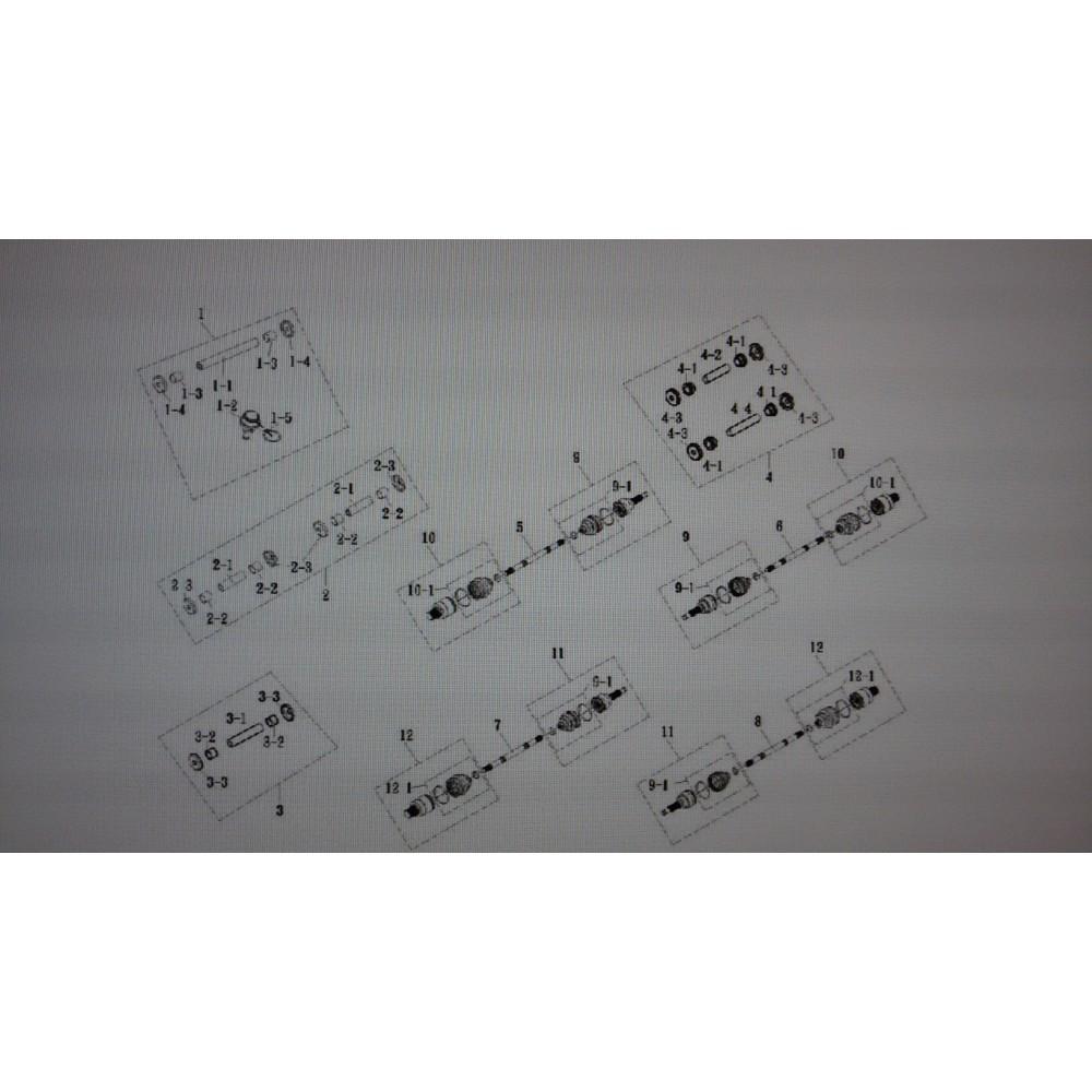 Пыльник 55852-AX300-000