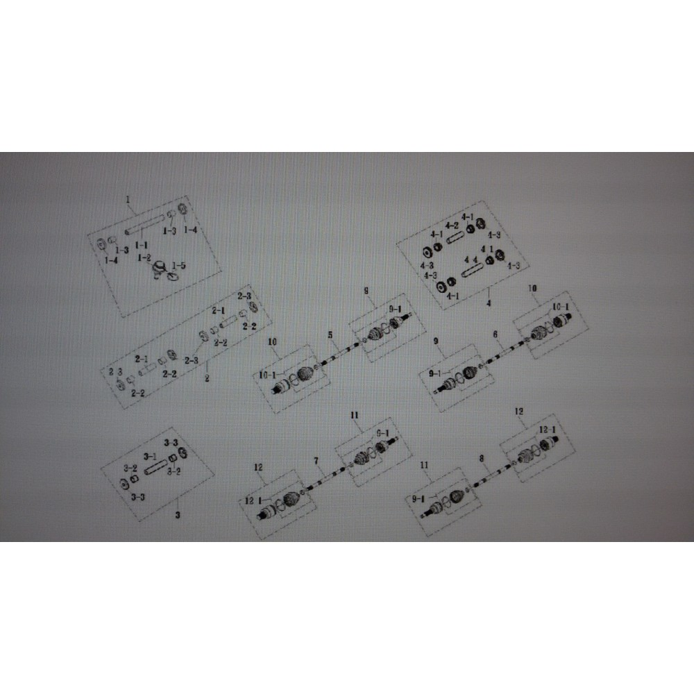 ВТУЛКА 46212-AX300-000