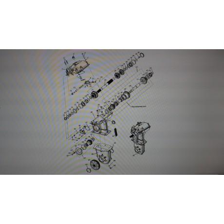 Картер 110605012 /Двигатель KOHLER -4Т
