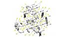 Подвеска задняя, 650-2
