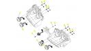 Установка задних осветительных приборов (до.01.02.15) РМ 500-2