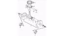 Поршень, шатун и коленчатый вал (двигатель), 650