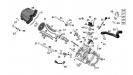 Головка переднего цилиндра (двигатель)/РМ800