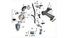 Коллектор впускной с заслонкой (двигатель)/UTV800