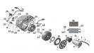 Магнето (двигатель с с ЭУР (EPS))/РМ800