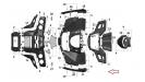 Обвес пластиковый передний DUO с 01.03.2019/РМ800