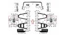 Подвеска задняя/UTV800
