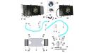 Система охлаждения/UTV800