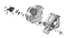 Система охлаждения двигателя/UTV800