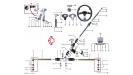 Система рулевого управления с ЭУР (EPS)/UTV800