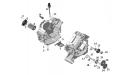 Система смазки двигателя/РМ800