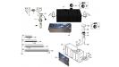 Система топливная/РМ800