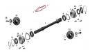 Вал ведущий (двигатель)/РМ800