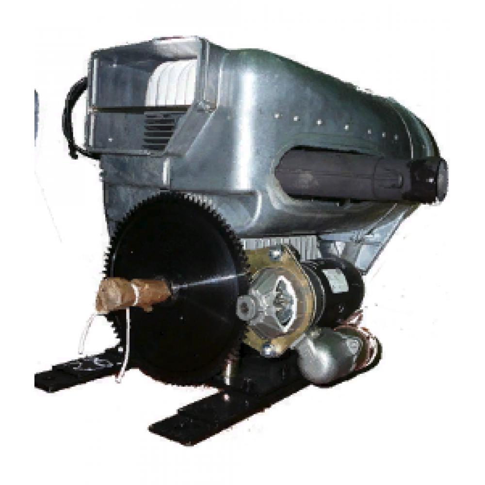 Двигатель РМЗ 640 - 34 с электрозапуском 110502600-01