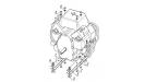 Крепление двигателя Kohler/4Т