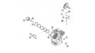 Кривошипно-шатунный механизм двигателя Kohler CH 740-3201/4Т