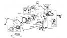 Органы управления, осветительные и сигнальные приборына Буран