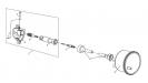 Привод спидометра для коробок передач/4Т
