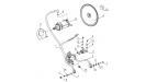 Система электрозапуска (Стартер 515176784) /Лидер/