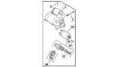 Стартер двигателя Kohler/4Т