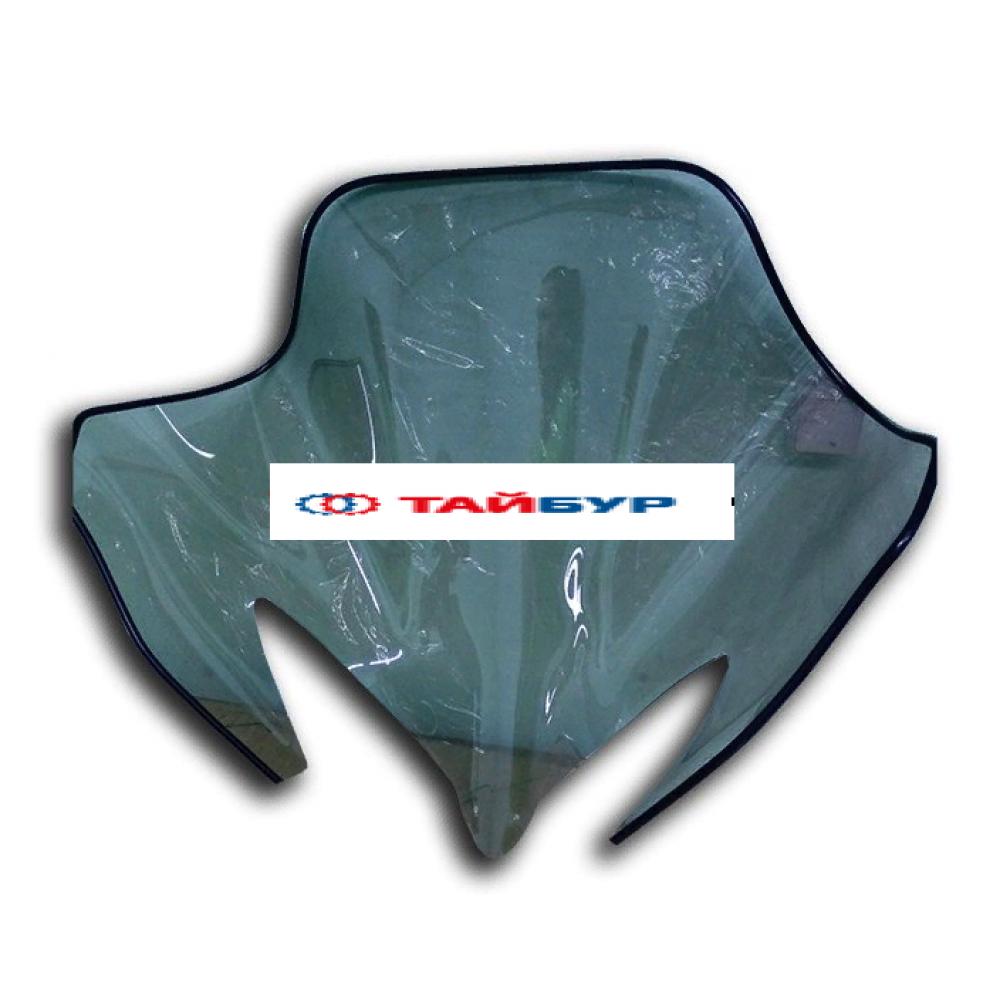Стекло Yamaha Apex 2006-2010, RS Vector 2008-2014, Attak (все) 3мм 43см тонир.
