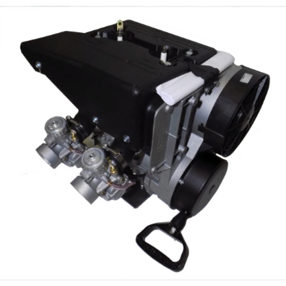 Двигатель РМЗ-500 C40500500-13ЗЧ