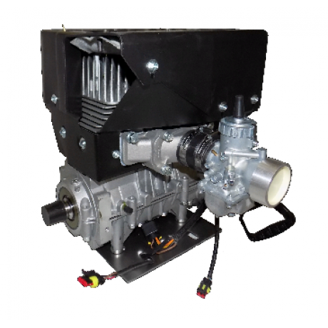 Двигатель РМЗ-500 C40500500-19ЗЧ