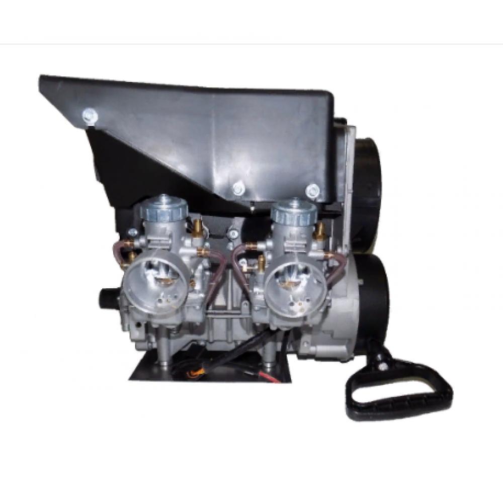 Двигатель РМЗ-550 C40500550РЗЧ