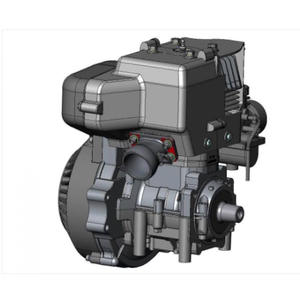 Двигатель РМЗ-250 K90500250-01ЗЧ