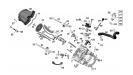 Головка переднего цилиндра (двигатель) UTV800